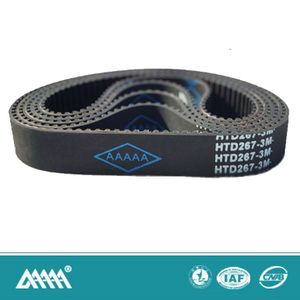 industrial v belt sizes