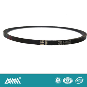 china industrial v belt manufacturers